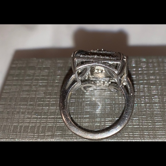 Zales Jewelry Vintage Dinner Ring Poshmark